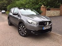2013 NISSAN QASHQAI 1.6 360 5d 117 BHP PLEASE CALL TO VIEW £9000.00