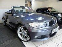 2009 BMW 1 SERIES 3.0 125I M SPORT 2d AUTO 215 BHP £7495.00