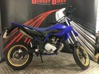 2011 YAMAHA WR125 124cc WR 125 X  £3190.00