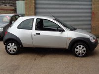 2007 FORD KA 1.3 STUDIO CLOTH 3d 69 BHP £1299.00