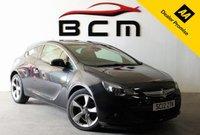 USED 2012 12 VAUXHALL ASTRA 2.0 GTC SRI CDTI S/S 3d 162 BHP
