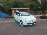 2014 FIAT 500 1.2 LOUNGE 3d 69 BHP £6000.00