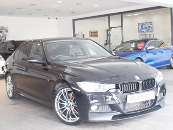 2013 BMW 3 SERIES 2.0 320D M SPORT 4d 181 BHP £12890.00