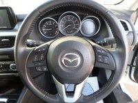 USED 2015 15 MAZDA 6 2.0 SE-L NAV 4d AUTO 143 BHP **FSH * 1 OWNER** ** SAT NAV * F/M/S/H **