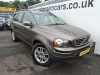 USED 2007 57 VOLVO XC90 2.4 D5 SE 5d AUTO 183 BHP Same Owner Past 8 Years 12 Service Stamps