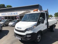 2015 IVECO-FORD DAILY 2.3 35C13 130 BHP  TIPPER £15195.00