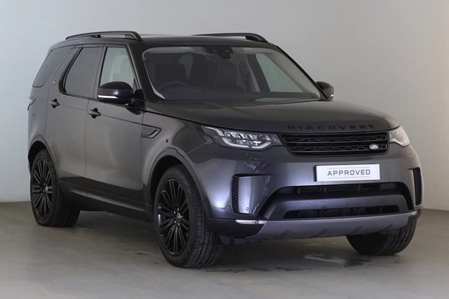 2017 land rover discovery 5 td6 hse luxury 46 990. Black Bedroom Furniture Sets. Home Design Ideas