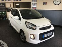 USED 2016 16 KIA PICANTO 1.0 SR7 3d 65 BHP £20 Road Tax for Life