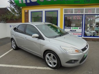 2008 FORD FOCUS 1.6 STYLE TDCI 5d 90 BHP £3000.00