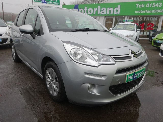 USED 2013 63 CITROEN C3 1.2 VTR PLUS 5d 80 BHP ** TEST DRIVE TODAY !! ** 01543 877320**