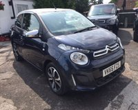 USED 2015 65 CITROEN C1 1.2 PURETECH FLAIR EDITION 3d 82 BHP