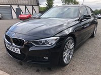 2013 BMW 3 SERIES 3.0 330D XDRIVE M SPORT 4d 255 BHP £16990.00