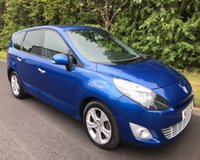 USED 2011 11 RENAULT GRAND SCENIC 1.5 DYNAMIQUE TOMTOM DCI 5dr 7 SEATS 110 BHP 6 MONTHS PARTS+ LABOUR WARRANTY+AA COVER
