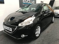 USED 2013 63 PEUGEOT 208 1.2 ACTIVE 5d 82 BHP £20 TAX! RECENT SERVICE! LOW MILEAGE EXAMPLE!