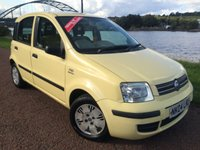 USED 2004 04 FIAT PANDA 1.2 DYNAMIC 5d 59 BHP ** UNWANTED PART EXCHANGE ****SOLD AS SEEN**