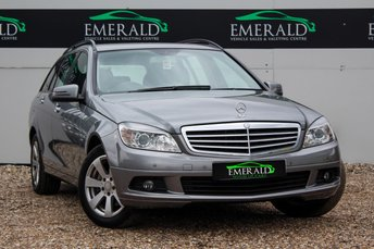 2009 MERCEDES-BENZ C CLASS 1.6 C180 KOMPRESSOR BLUEEFFICIENCY SE 5d 156 BHP £5900.00
