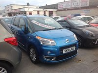 2010 CITROEN C3 PICASSO 1.6 PICASSO EXCLUSIVE HDI 5d 90 BHP £3995.00