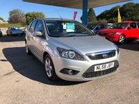 2008 FORD FOCUS 1.6 ZETEC TDCI 5d 108 BHP £2999.00