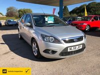 USED 2008 58 FORD FOCUS 1.6 ZETEC TDCI 5d 108 BHP NEED FINANCE? WE CAN HELP!
