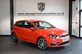 USED 2016 16 VOLKSWAGEN POLO 1.8 GTI DSG 3DR 189 BHP Full Service History  + FULL SERVICE HISTORY + BLUETOOTH + SPORT SEATS + DAB RADIO +  AUXILIARY PORT + HEATED MIRRORS + 17 INCH ALLOY WHEELS +