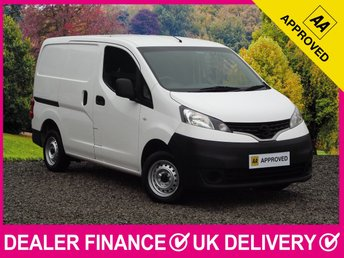 2013 NISSAN NV200 1.5 DCI SE PANEL VAN REVERSE CAMERA £6950.00