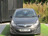 USED 2014 63 VAUXHALL CORSA 1.2 LIMITED EDITION 3d 83 BHP