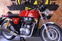 2018 ROYAL ENFIELD CONTINENTAL GT 535cc E4 ABS £4199.00