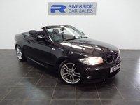 2010 BMW 1 SERIES 2.0 118D M SPORT 2d 141 BHP £8400.00