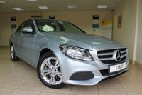2016 MERCEDES-BENZ C CLASS 2.0 C200 SE EXECUTIVE 4d AUTO 184 BHP £16750.00