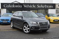 USED 2009 59 AUDI Q5 2.0 TFSI QUATTRO S LINE 5d 208 BHP 2 FORMER KEEPERS with EXTENSIVE SERVICE RECORS & A JUNE 2019 MOT