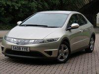 2008 HONDA CIVIC 1.8 SE I-VTEC 5d 139 BHP £2777.00