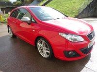 2009 SEAT IBIZA 1.4 FR TSI DSG 3d AUTO 150 BHP £5500.00
