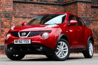 USED 2010 60 NISSAN JUKE 1.6 16v Acenta Sport 5dr **NOW SOLD**