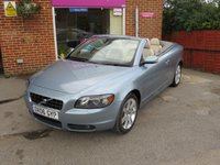USED 2006 06 VOLVO C70 2.4 D5 SPORT 2d AUTO 180 BHP AUTOMATIC LOW MILEAGE, MANY EXTRAS.FINANCE ME TODAY-UK DELIVERY POSSIBLE