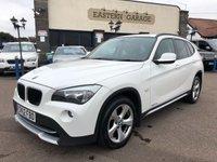 2012 BMW X1 2.0 SDRIVE20D EFFICIENTDYNAMICS 5d 161 BHP £9995.00