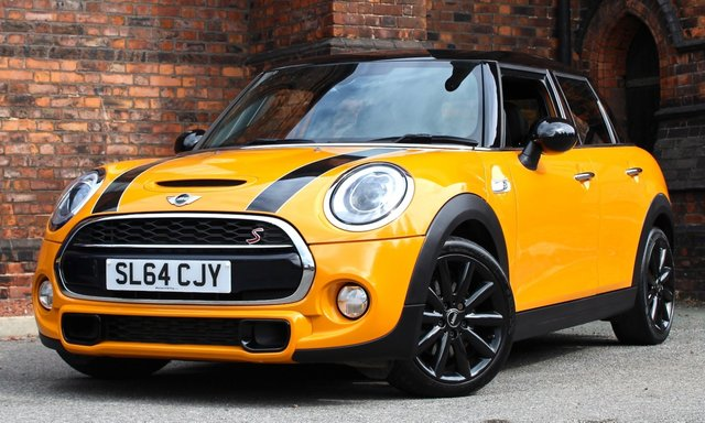 2014 64 MINI HATCH COOPER 2.0 COOPER SD 5d 168 BHP [ CHILI MEDIA XL ]