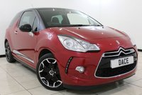 USED 2016 16 DS DS 3 1.6 BLUEHDI DSTYLE S/S 3DR 98 BHP HATCHBACK