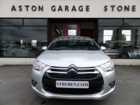 USED 2014 14 CITROEN DS4 1.6 E-HDI AIRDREAM DSTYLE 5d 115 BHP ** FSH * HALF LEATHER ** ** MASSAGE SEATS * CRUISE * FSH **