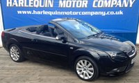 USED 2007 57 FORD FOCUS 2.0 CC3 2d 135 BHP