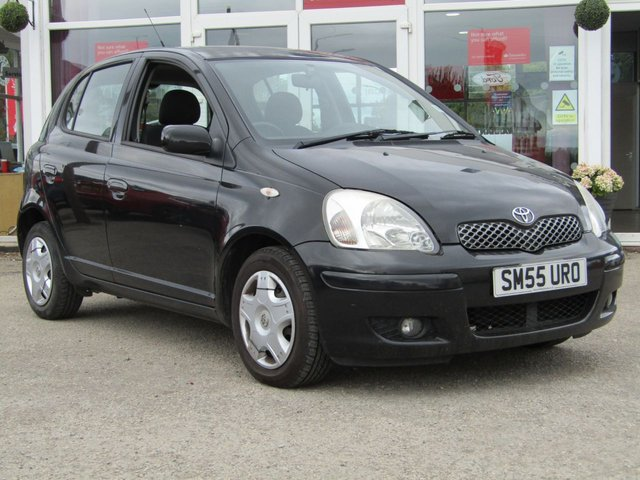 2005 55 TOYOTA YARIS 1.0 COLOUR COLLECTION VVT-I 5d 65 BHP