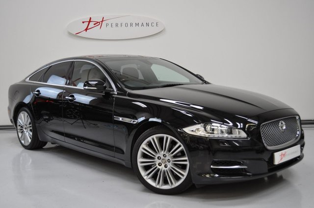 2010 60 JAGUAR XJ 3.0 D V6 PORTFOLIO SWB 4d AUTO 275 BHP REAR ENTERTAINMENT