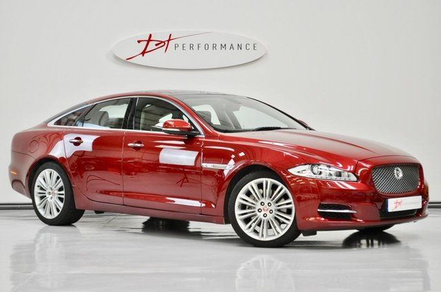 2011 11 JAGUAR XJ 3.0 D V6 PORTFOLIO SWB 4d AUTO 275 BHP BIG SPECIFICATION