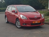 USED 2013 62 TOYOTA VERSO 1.8 TR VALVEMATIC 5d AUTO 145 BHP LOW MILEAGE + FULL SERVICE HISTORY + VGC