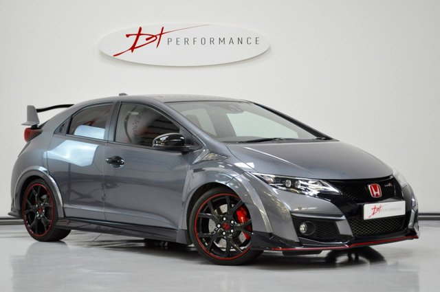 2016 16 HONDA CIVIC 2.0 I-VTEC TYPE R GT 5d 306 BHP POLISHED METAL