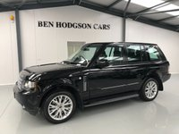 2012 LAND ROVER RANGE ROVER 4.4 TDV8 WESTMINSTER 5d AUTO 313 BHP £23995.00