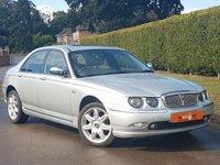 2004 ROVER 75 2.5 CONNOISSEUR 4d AUTO 174 BHP £5990.00
