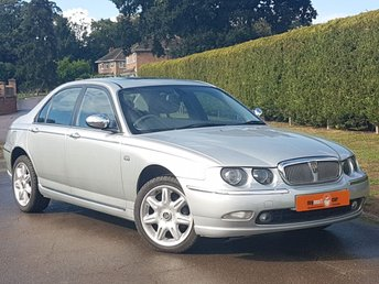 View our ROVER 75
