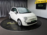USED 2011 11 FIAT 500 1.2 LOUNGE 3d 69 BHP £0 DEPOSIT FINANCE AVAILABLE, AIR CONDITIONING, CD/RADIO PLAYER, CLIMATE CONTROL, CLOTH UPHOLSTERY, FIAT CITY DRIVE, STEERING WHEEL CONTROLS, USB INPUT
