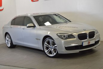 2012 BMW 7 SERIES 3.0 730LD M SPORT LUXURY EDITION 4d AUTO 242 BHP £15995.00