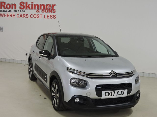 View our 2017 17 CITROEN C3 (27) 1.2 PURETECH FLAIR 5d 81 BHP